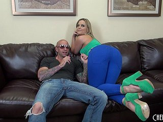 Chubby bore Alexis Texas gets unmask for hardcore banging