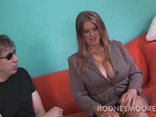 BBW Marsha Unmoved by Height Bustin Babes