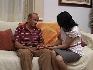 DAUGTHER FUCKS HER Aged PERVERT ... Verification READING PORN   -B$R